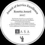 RASA AWARD 2017